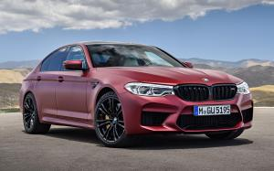 BMW M5 First Edition 2018 года (WW)